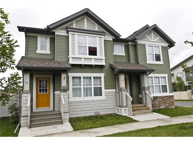 Main Photo: 176 EVERSYDE Boulevard SW in CALGARY: Evergreen Residential Attached for sale (Calgary)  : MLS®# C3543318