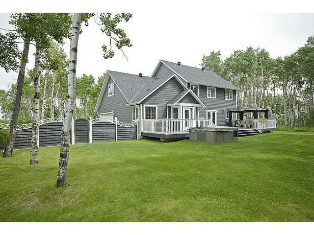 Main Photo: 306199 208 Street W: Rural Foothills M.D. House for sale : MLS®# C3653815