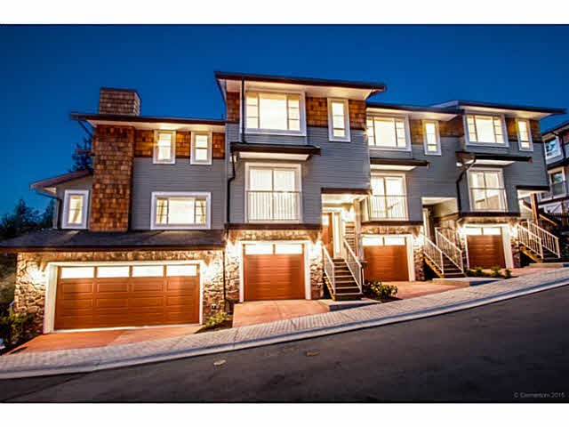 "Main Photo: 58 23651 132ND Avenue in Maple Ridge: Silver Valley Townhouse for sale in ""MYRON'S MUSE AT SILVER VALLEY"" : MLS®# V1131894"