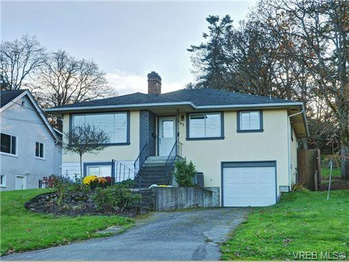 Main Photo: 745 Newbury St in VICTORIA: SW Gorge Single Family Detached for sale (Saanich West)  : MLS®# 715998