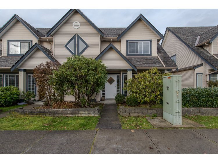 "Main Photo: 27 11536 236TH Street in Maple Ridge: Cottonwood MR Townhouse for sale in ""Kanaka Mews"" : MLS®# R2018611"