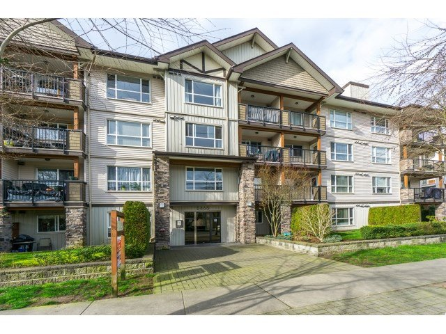 "Main Photo: 310 5465 203 Street in Langley: Langley City Condo for sale in ""Station 54"" : MLS®# R2039020"