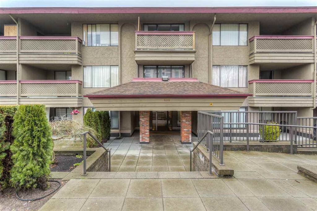 "Main Photo: 314 436 SEVENTH Street in New Westminster: Uptown NW Condo for sale in ""Regency Court"" : MLS®# R2096740"