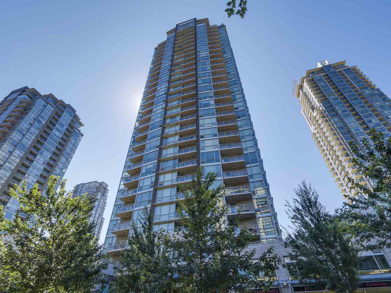 """Main Photo: 3401 2968 GLEN Drive in Coquitlam: North Coquitlam Condo for sale in """"GRAND CENTRAL 2"""" : MLS®# R2099642"""