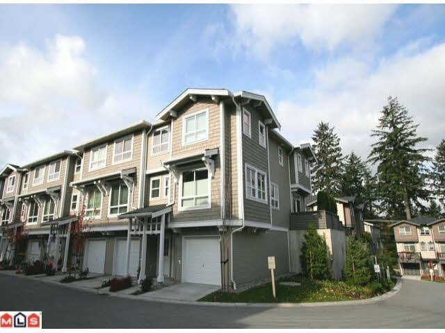 Main Photo: 132 2729 158 STREET in : Grandview Surrey Townhouse for sale : MLS®# R2052840