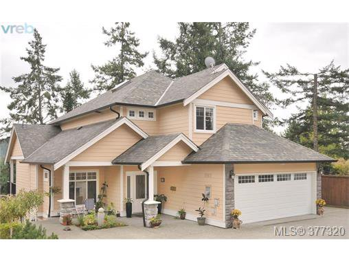 Main Photo: 2162 Bellamy Road in VICTORIA: La Thetis Heights Single Family Detached for sale (Langford)  : MLS®# 377320