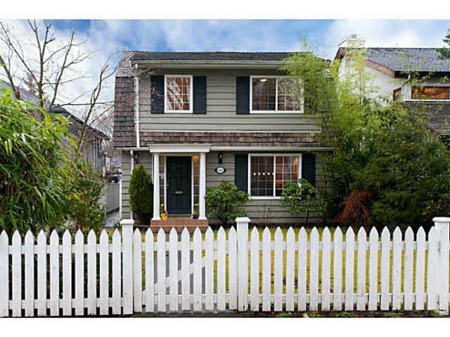 Main Photo: 3349 W 14TH AVENUE in : Kitsilano House for sale : MLS®# V987510