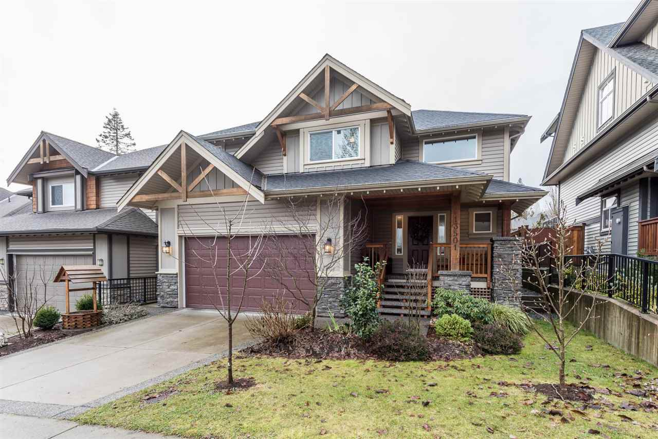 """Main Photo: 13501 230A Street in Maple Ridge: Silver Valley House for sale in """"HAMPSTEAD"""" : MLS®# R2231020"""