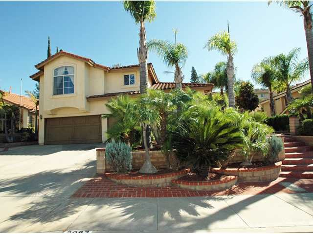 Main Photo: EL CAJON House for sale : 4 bedrooms : 3082 Casmeg