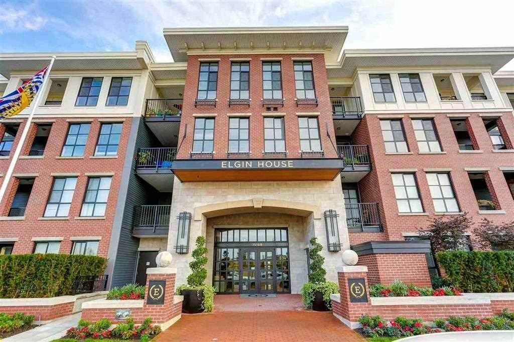 """Main Photo: 121 15168 33 Avenue in Surrey: Morgan Creek Condo for sale in """"ELGIN HOUSE"""" (South Surrey White Rock)  : MLS®# R2233983"""