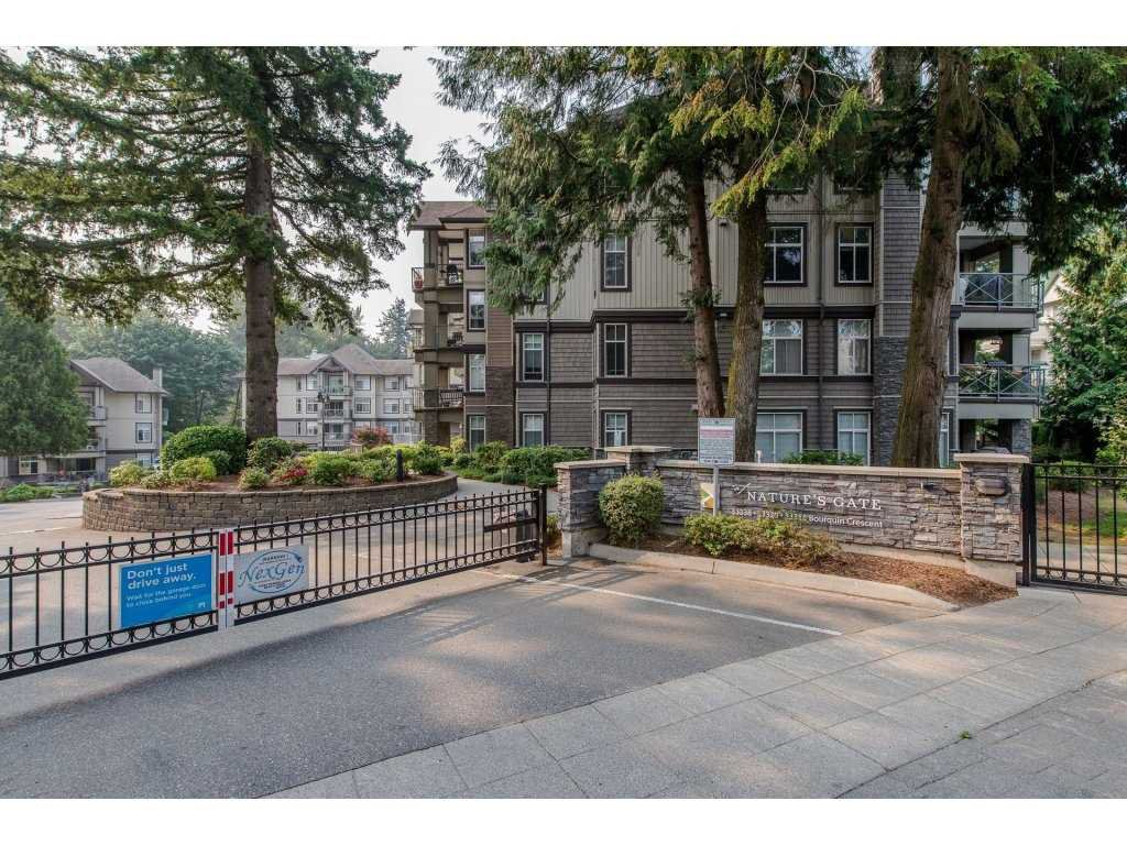 "Main Photo: 408 33328 E BOURQUIN Crescent in Abbotsford: Central Abbotsford Condo for sale in ""Nature's Gate"" : MLS®# R2235279"
