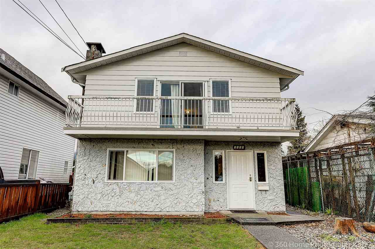 Main Photo: 2133 GRANT Avenue in Port Coquitlam: Glenwood PQ House for sale : MLS®# R2236799