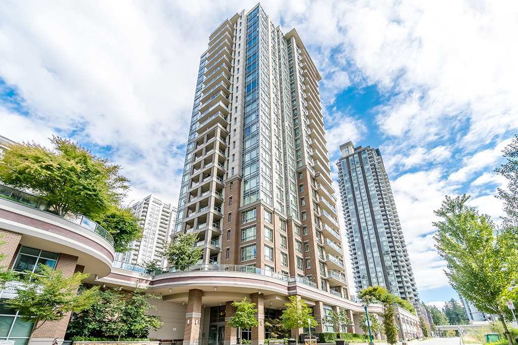 Main Photo: 2106 1155 THE HIGH Street in Coquitlam: North Coquitlam Condo for sale : MLS®# R2239766