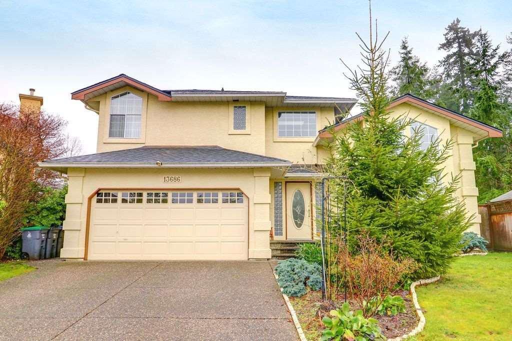 Main Photo: 13686 58 Avenue in Surrey: Panorama Ridge House for sale : MLS®# R2250853