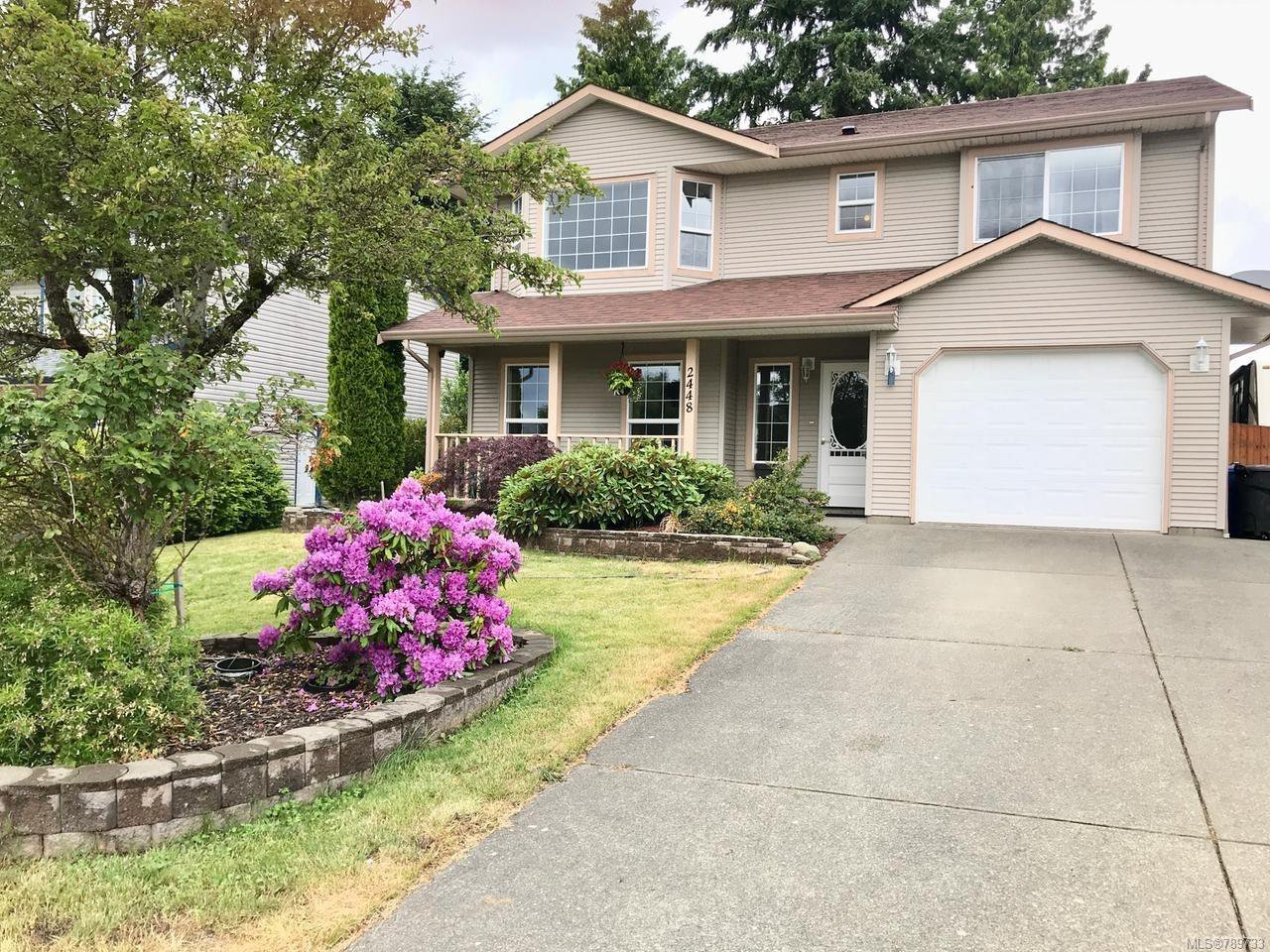 Main Photo: 2448 E 9TH E STREET in COURTENAY: CV Courtenay East House for sale (Comox Valley)  : MLS®# 789733
