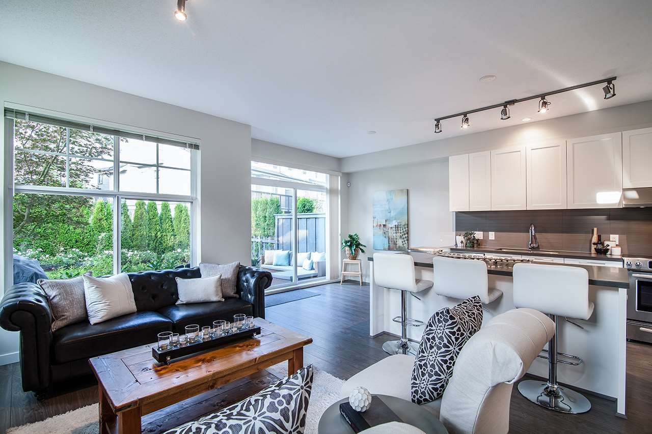 """Photo 6: Photos: 37 3461 PRINCETON Avenue in Coquitlam: Burke Mountain Townhouse for sale in """"BRIDLEWOOD"""" : MLS®# R2302518"""
