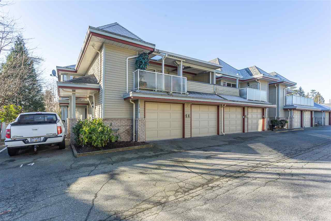 "Main Photo: 14 11502 BURNETT Street in Maple Ridge: East Central Townhouse for sale in ""Telosky Village"" : MLS®# R2332024"