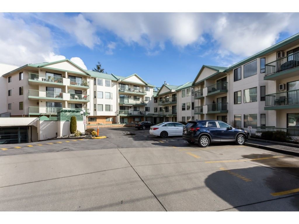 "Main Photo: 203 2678 MCCALLUM Road in Abbotsford: Central Abbotsford Condo for sale in ""PANAROMA TERRACE"" : MLS®# R2345951"