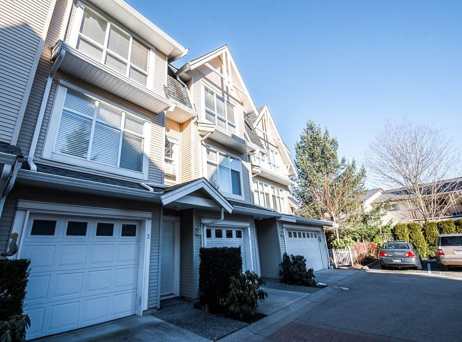 """Main Photo: 3 6415 197 Street in Langley: Willoughby Heights Townhouse for sale in """"LOGAN'S REACH"""" : MLS®# R2356951"""