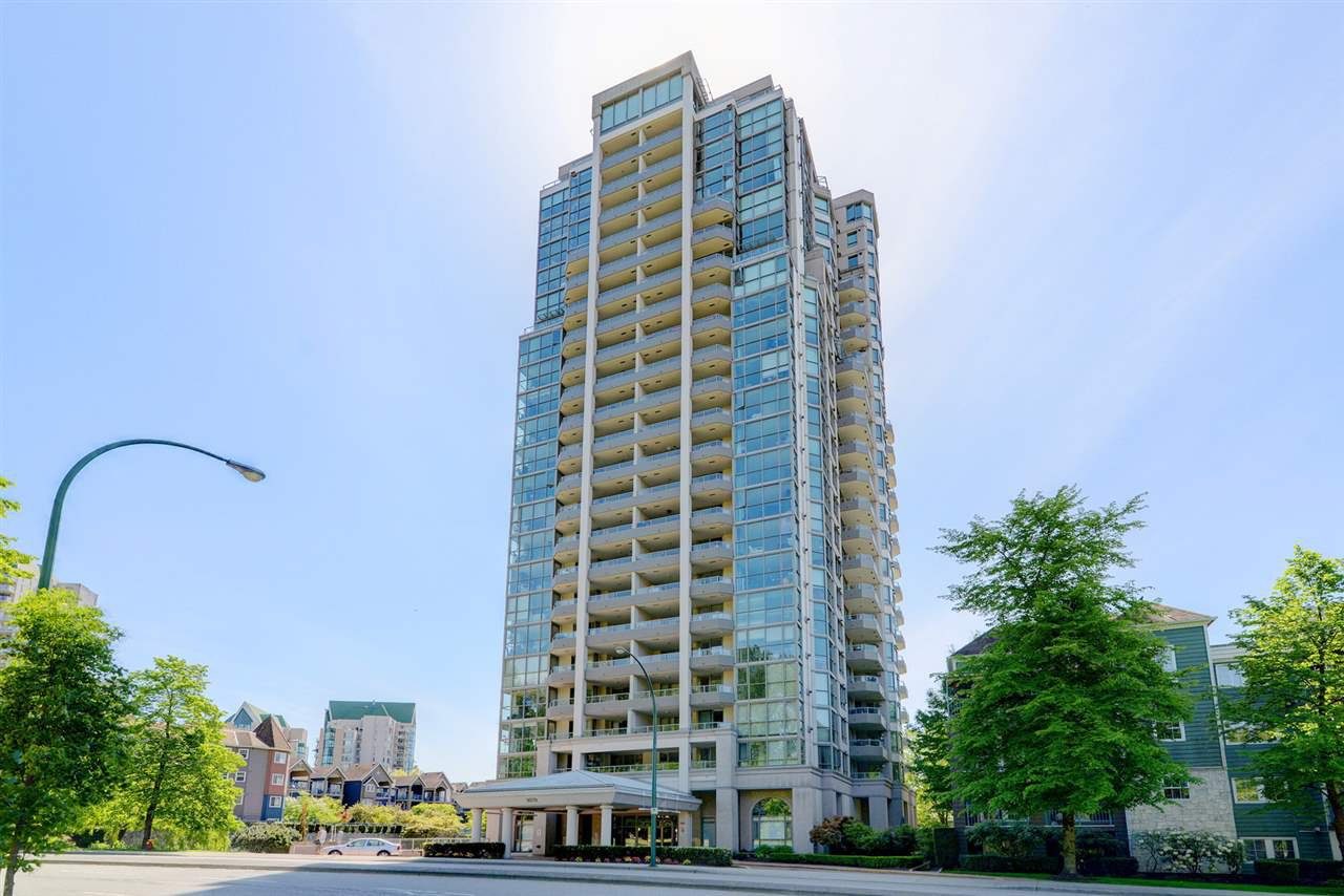 "Main Photo: 307 3070 GUILDFORD Way in Coquitlam: North Coquitlam Condo for sale in ""LAKESIDE TERRACE"" : MLS®# R2367699"