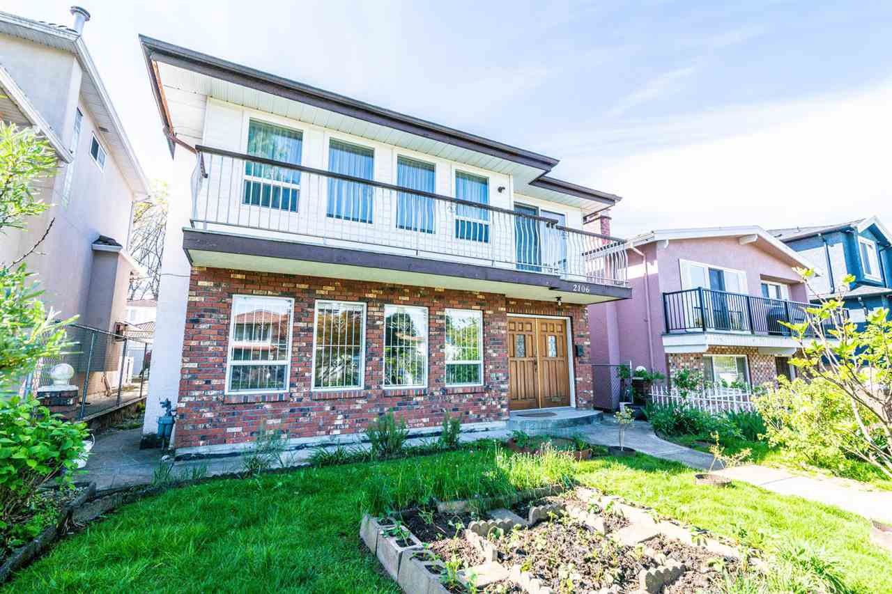 Main Photo: 2106 E 42ND Avenue in Vancouver: Killarney VE House for sale (Vancouver East)  : MLS®# R2369320