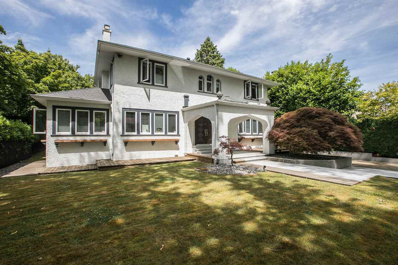 Main Photo: 1591 NANTON Avenue in Vancouver: Shaughnessy House for sale (Vancouver West)  : MLS®# R2372110