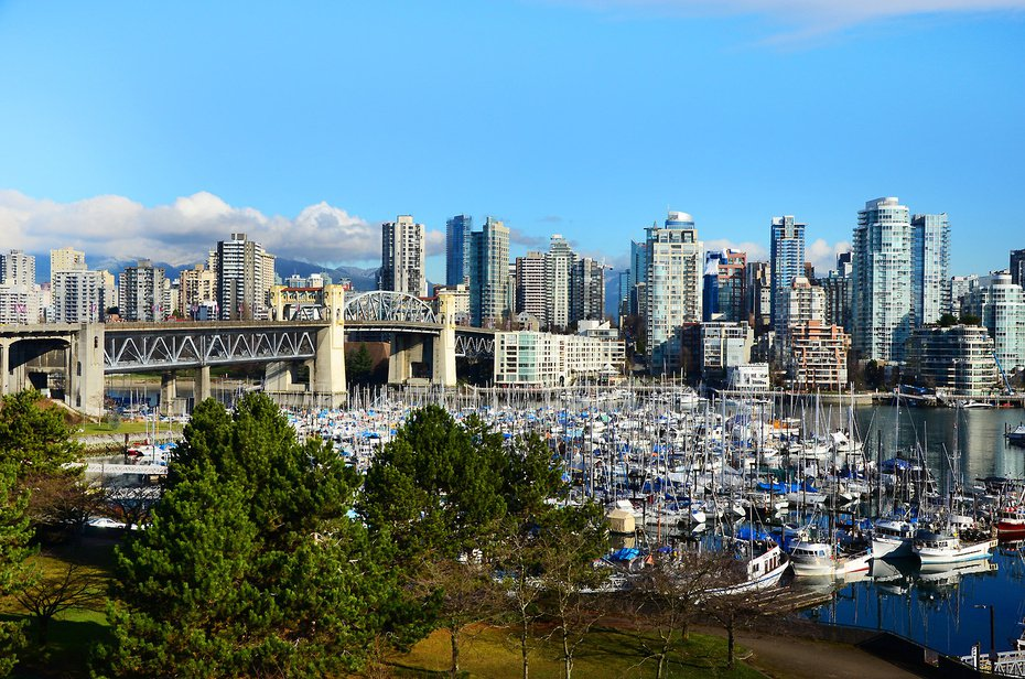 Main Photo: 502 1490 Pennyfarthing Drive in Harbour Cove: False Creek Home for sale ()  : MLS®# V1045657