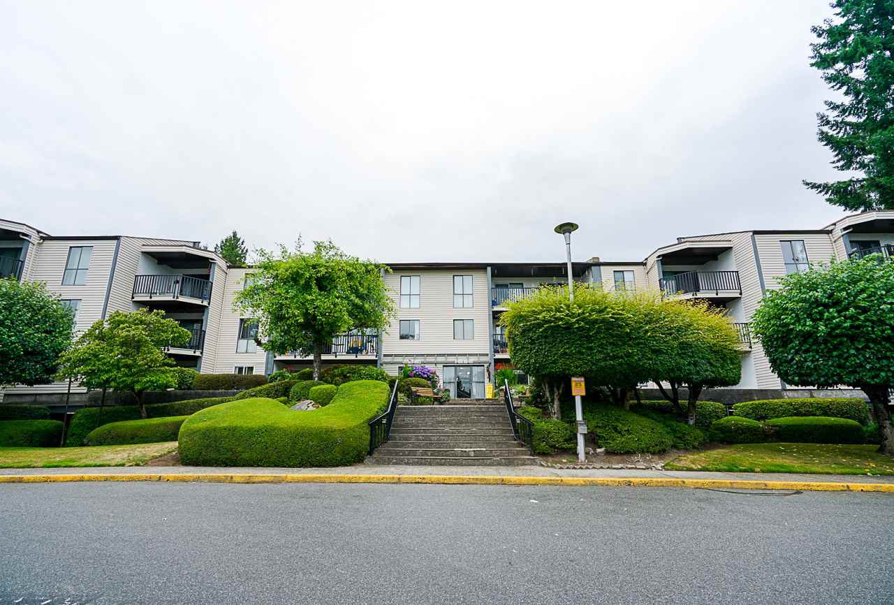 "Main Photo: 211 9952 149 Street in Surrey: Guildford Condo for sale in ""Tall Timbers"" (North Surrey)  : MLS®# R2387203"