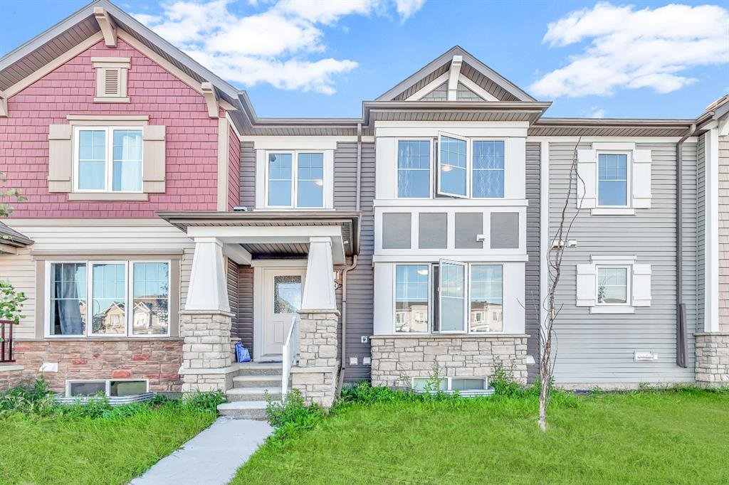 Main Photo: 10734 Cityscape Drive NE in Calgary: Cityscape Row/Townhouse for sale : MLS®# A1016392