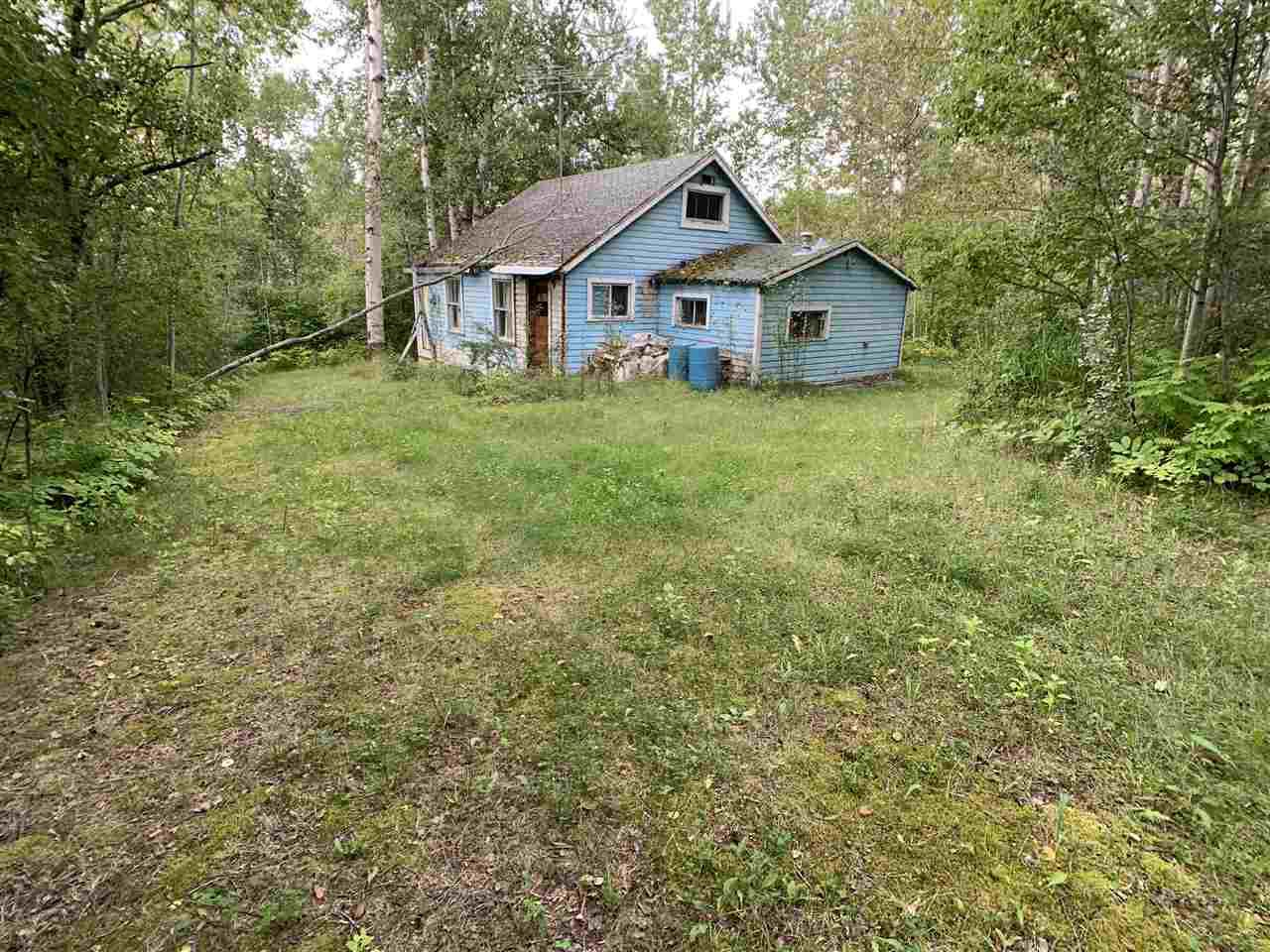 Main Photo: 4 SECOND Avenue: Rural Parkland County House for sale : MLS®# E4211897