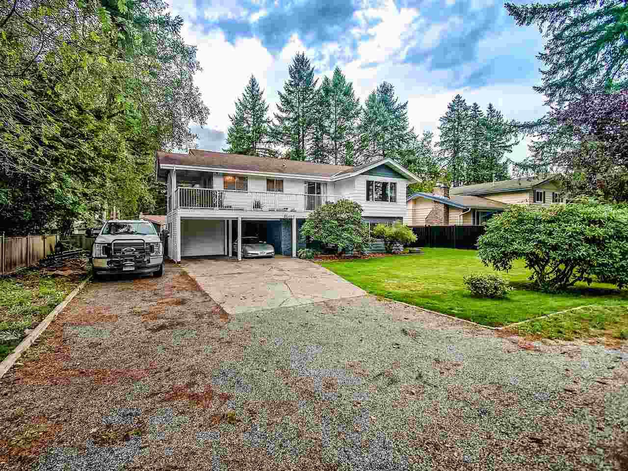 """Main Photo: 20101 42 Avenue in Langley: Brookswood Langley House for sale in """"Brookswood"""" : MLS®# R2509931"""