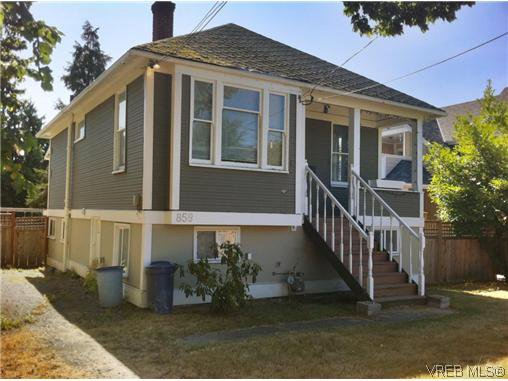 Main Photo: 859 Craigflower Rd in VICTORIA: Es Old Esquimalt Single Family Detached for sale (Esquimalt)  : MLS®# 584984