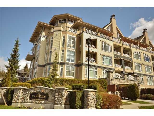 "Main Photo: 414 3600 WINDCREST Drive in North Vancouver: Roche Point Condo for sale in ""WINDSONG"" : MLS®# V917137"