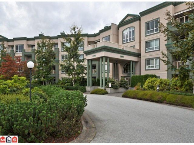 "Main Photo: 423 13880 70TH Avenue in Surrey: East Newton Condo for sale in ""CHELSEA GARDENS"" : MLS®# F1200411"