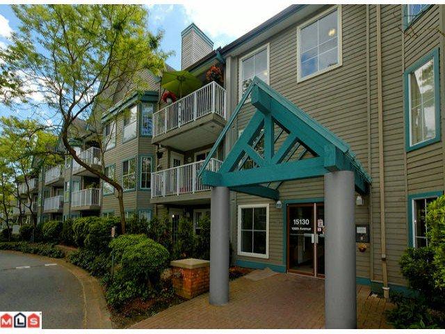 Main Photo: 207 15130 108th Avenue in Surrey: Condo for sale : MLS®# F1115494