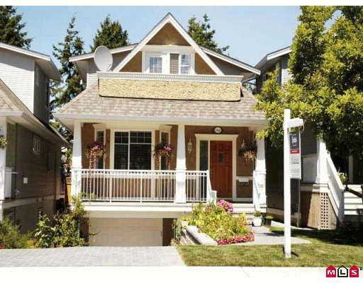 Main Photo: 15445 THRIFT AV: White Rock House for sale (South Surrey White Rock)  : MLS®# F2614484
