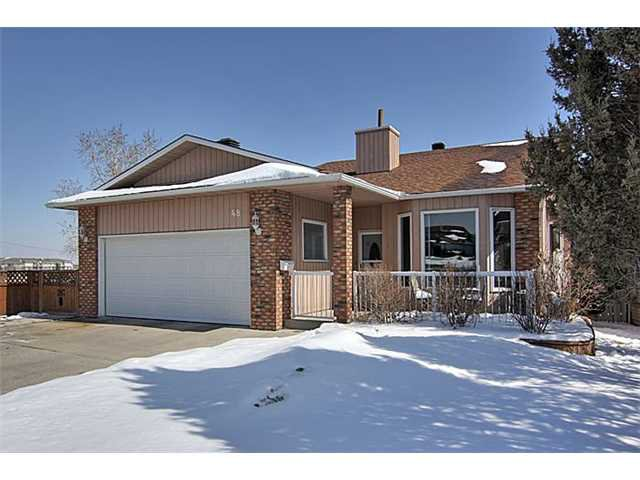 Main Photo: 48 SHAWCLIFFE Circle SW in CALGARY: Shawnessy Residential Detached Single Family for sale (Calgary)  : MLS®# C3607616
