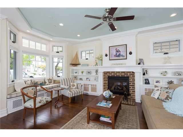 Photo 3: Photos: CORONADO VILLAGE House for sale : 4 bedrooms : 464 C Avenue in Coronado