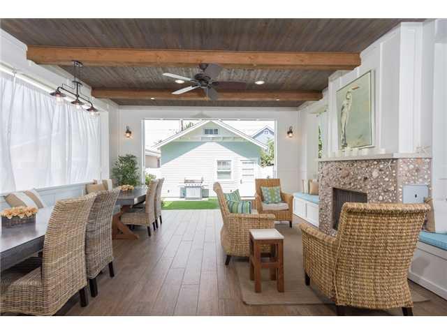 Photo 8: Photos: CORONADO VILLAGE House for sale : 4 bedrooms : 464 C Avenue in Coronado