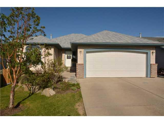 Main Photo: 22 WEST TERRACE Crescent: Cochrane Residential Detached Single Family for sale : MLS®# C3619464