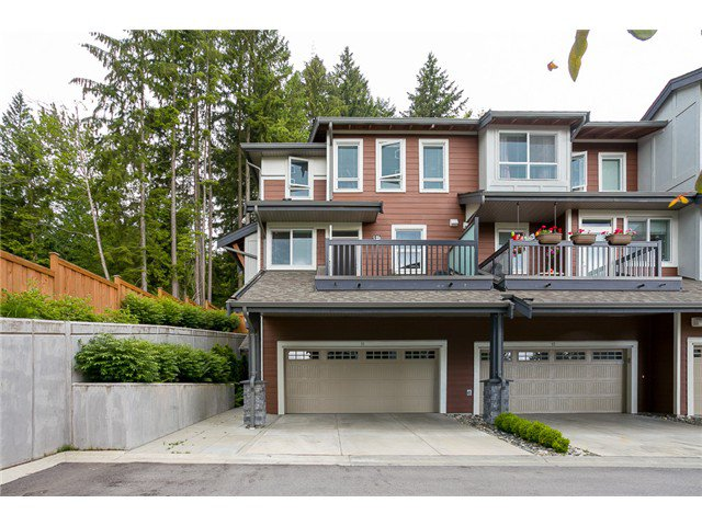 "Main Photo: 11 3431 GALLOWAY Avenue in Coquitlam: Burke Mountain Townhouse for sale in ""NORTHBROOK"" : MLS®# V1069633"