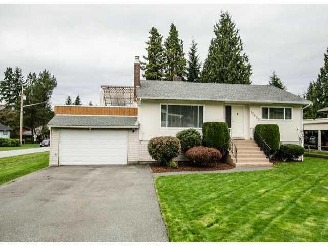 "Main Photo: 12853 98A Avenue in Surrey: Cedar Hills House for sale in ""CEDAR HILLS"" (North Surrey)  : MLS®# F1425845"