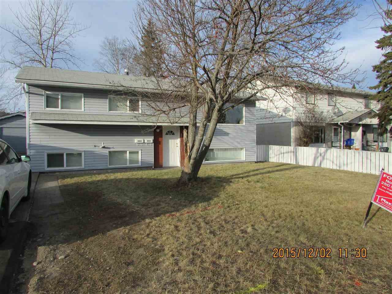 Main Photo: 1469 MANSON Crescent in Prince George: Spruceland House for sale (PG City West (Zone 71))  : MLS®# R2018593