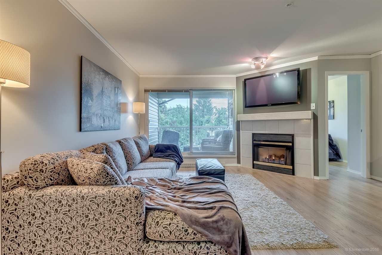 "Main Photo: 412 2439 WILSON Avenue in Port Coquitlam: Central Pt Coquitlam Condo for sale in ""AVEBURY POINT"" : MLS®# R2088371"