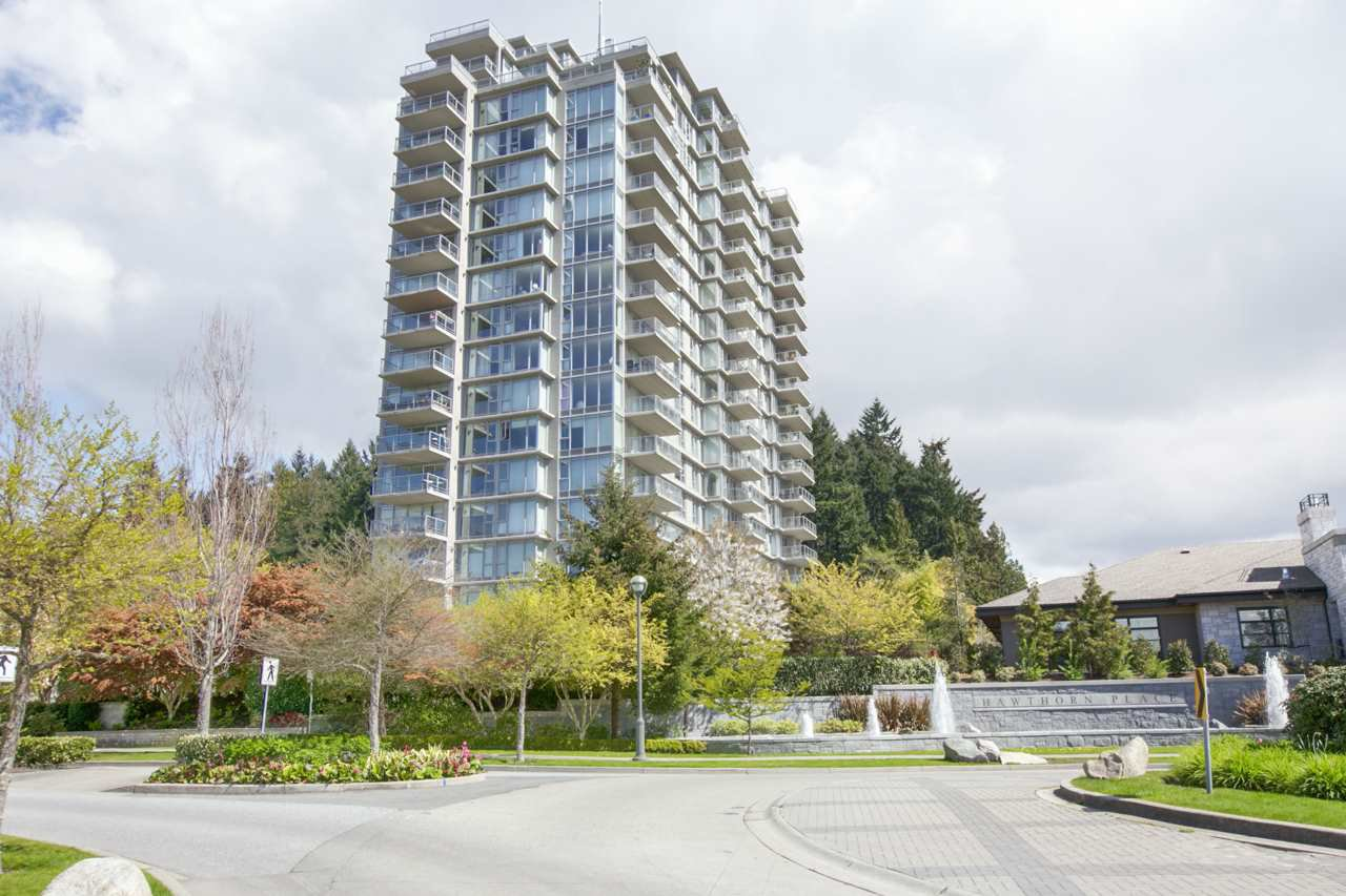 "Main Photo: 205 2688 WEST Mall in Vancouver: University VW Condo for sale in ""PROMONTORY"" (Vancouver West)  : MLS®# R2095539"