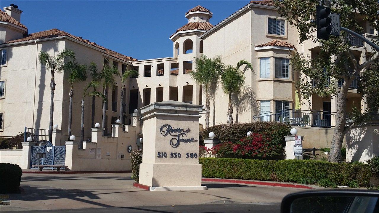 Main Photo: MISSION VALLEY Condo for sale : 2 bedrooms : 580 Camino de la Reina #222 in San Diego