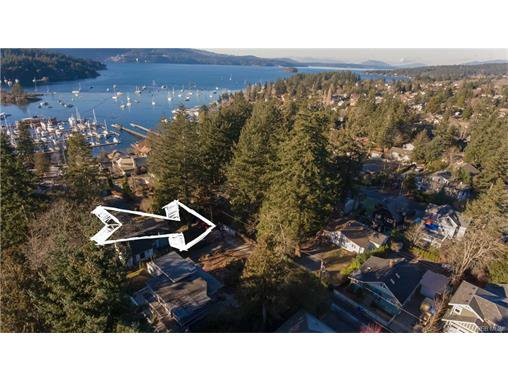 Main Photo: 942 Grilse Lane in BRENTWOOD BAY: CS Brentwood Bay Land for sale (Central Saanich)  : MLS®# 748884
