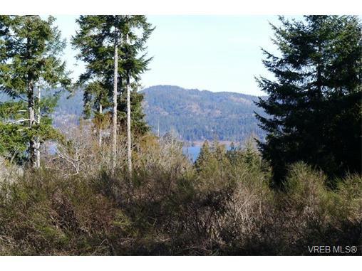 Main Photo: 6138 Llanilar Road in SOOKE: Sk East Sooke Land for sale (Sooke)  : MLS®# 374214