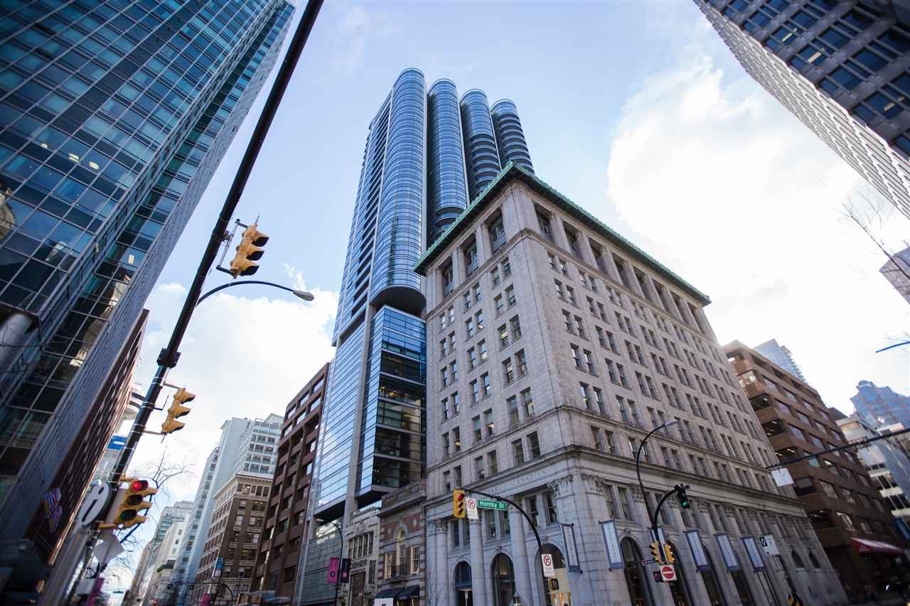 Main Photo: 2403 838 W HASTINGS Street in Vancouver: Downtown VW Condo for sale (Vancouver West)  : MLS®# R2139856