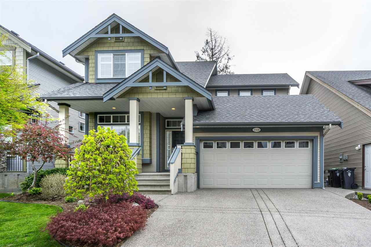 "Main Photo: 7326 200B Street in Langley: Willoughby Heights House for sale in ""Jericho Ridge"" : MLS®# R2160133"